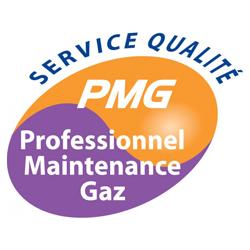 Logo Professionnel Maintenance Gaz